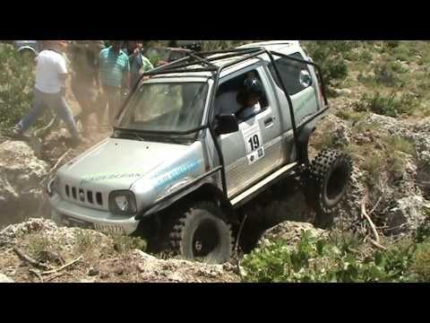 Extreme Jimny K3 Trial Evia Youtube Monster Trucks Suzuki Jimny Cycling Bikes