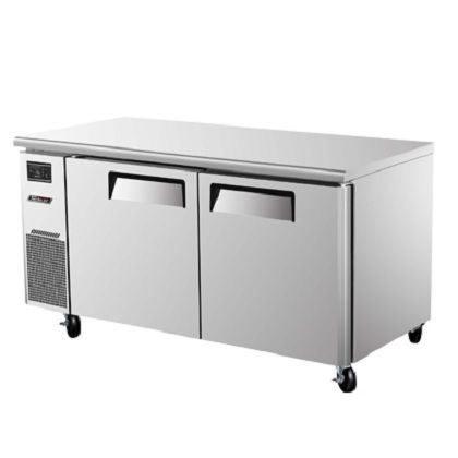 Congelador Bajo De Mostrador 2 Puertas 149 Cm Under Counter Freezer 2 Doors 149 Cm Commercial Catering Equipment Refrigerator Dimensions Locker Storage