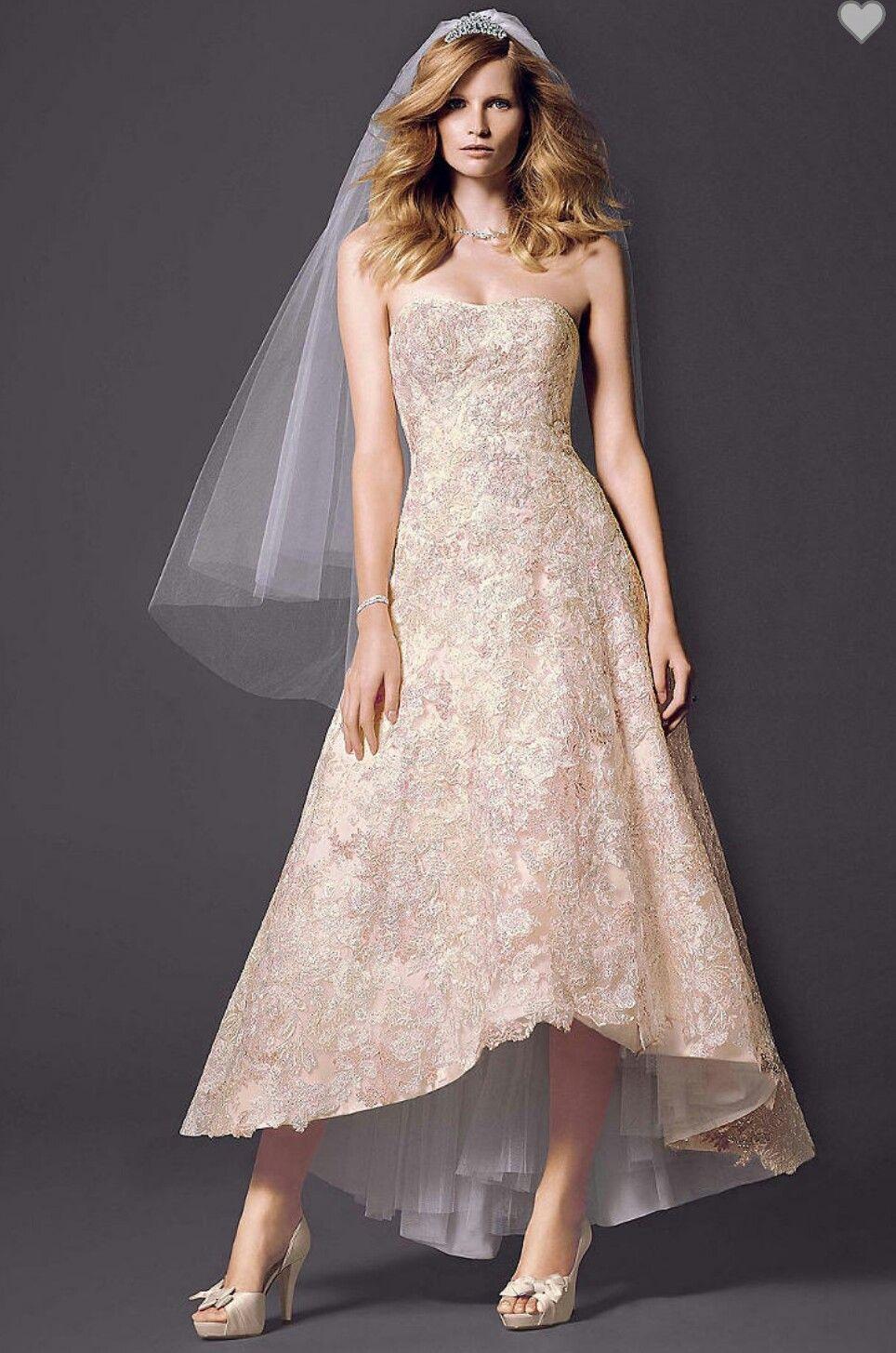 Pin by Alyssa on Wedding dresses | Short wedding dress ...