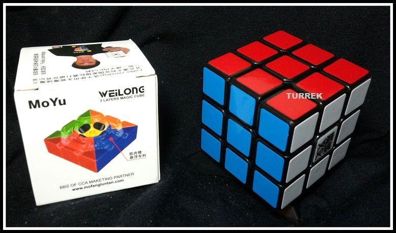 Cubo Magico Moyu Weilong Profissional Melhor Que Dayan! - R$ 49,90 no MercadoLivre