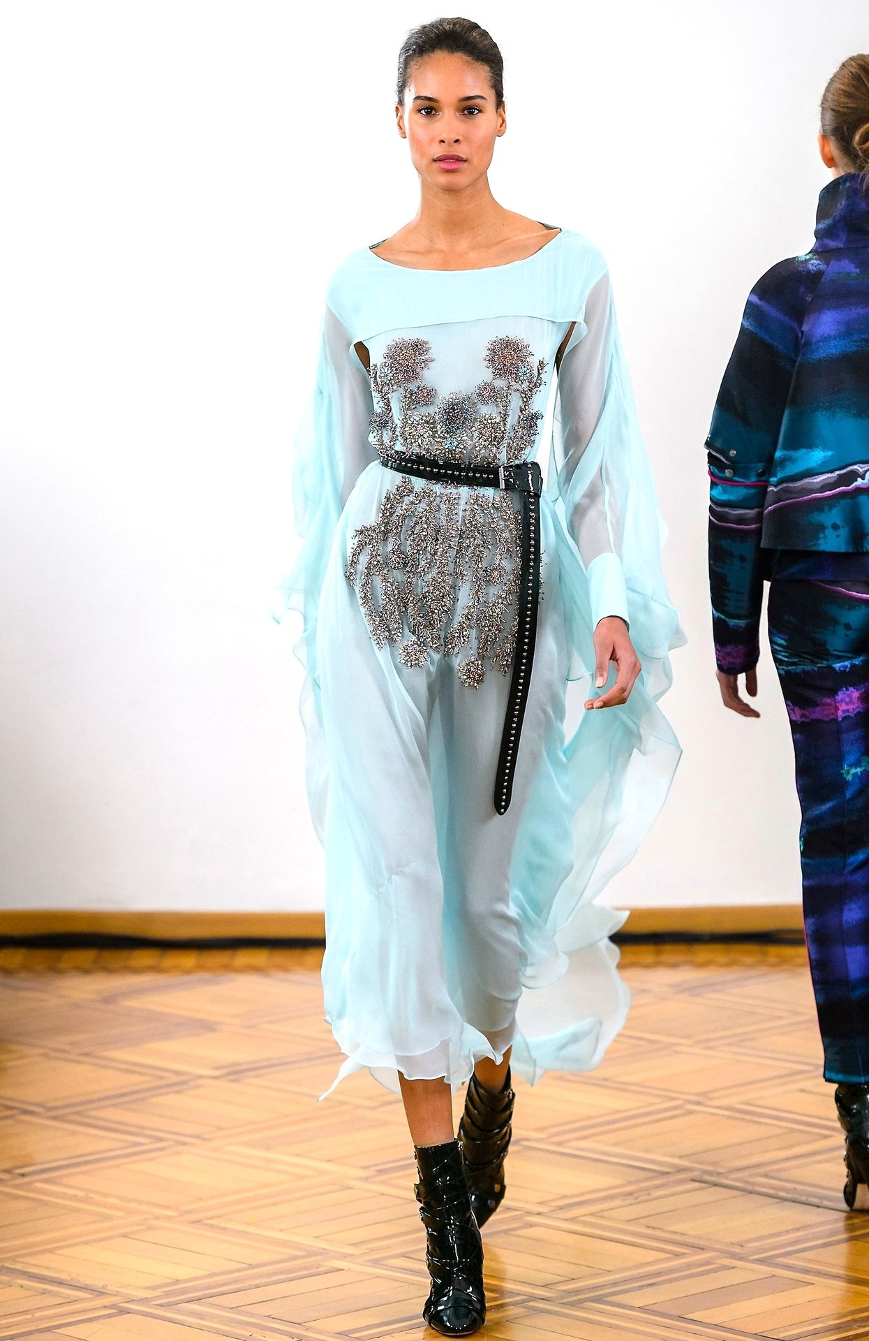 Collection antonio berardi winter london fashion in