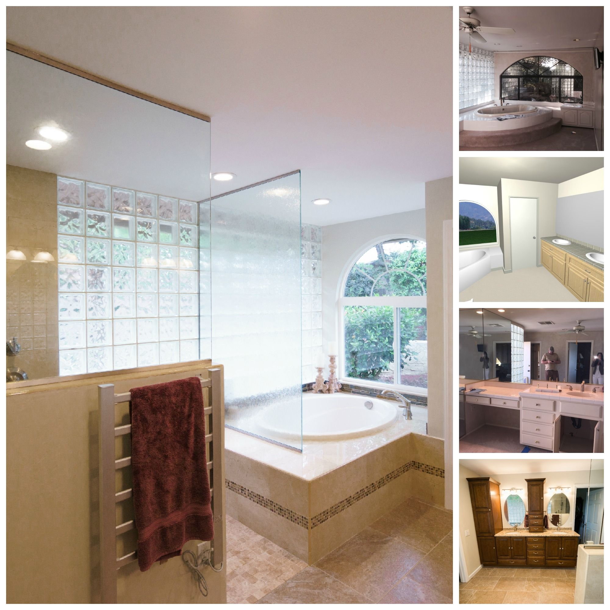 Kitchen And Bathroom Remodeling Contractors: Home, Kitchen, Bath Remodel Ideas
