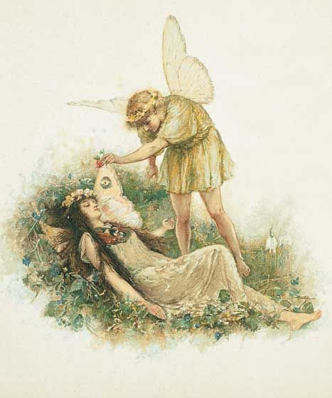 Image result for puck from midsummer night's dream