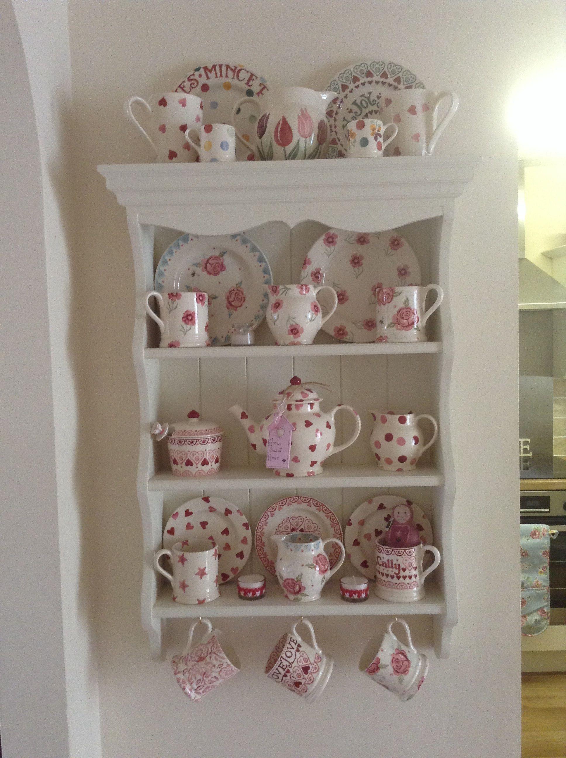 Updated pix of my Emma Bridgewater 2014   It\'s always time for tea ...