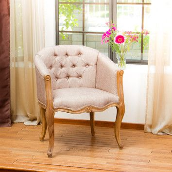 287.23 Home Loft Concept Toulouse Weathered Chair