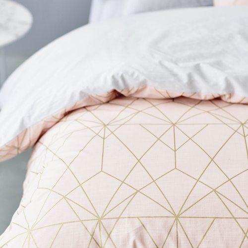 Rjl Aurora Bedlinen Rose Gold Bed Gold Bed Remodel Bedroom