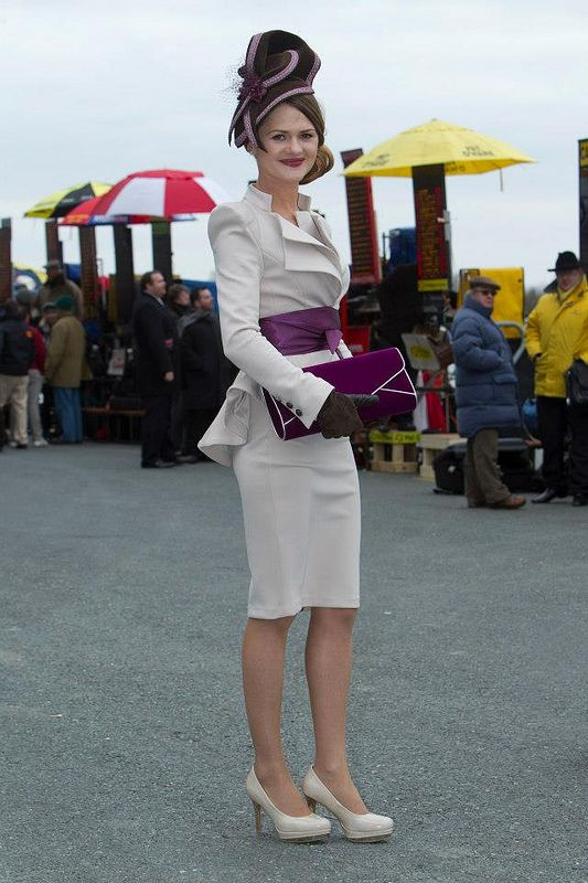 6b267ef0734 Best Dressed Lady at Fairyhouse