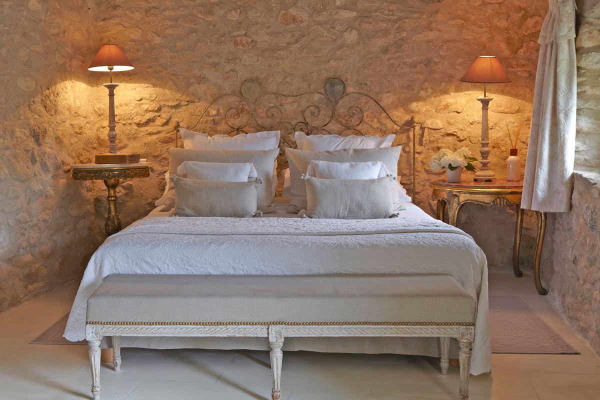 Chambre Provencale Idee Deco une bastide élégante au cœur de la provence authentique