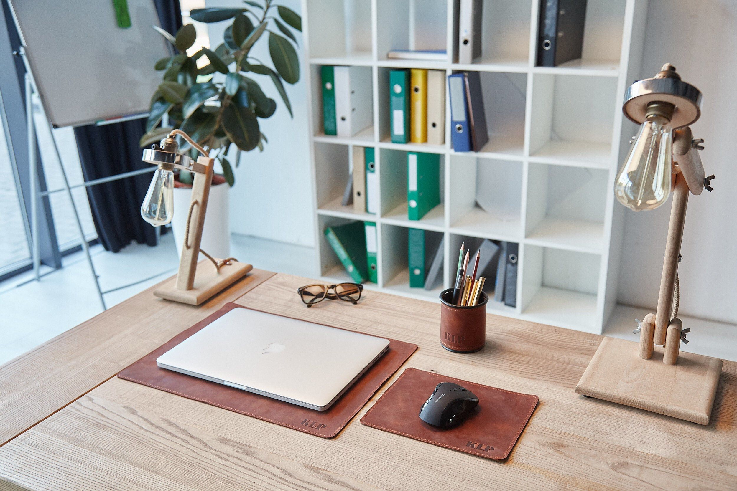 Office Desk Accessories Office Desk Accessories For Men Office Desk Accessories For Women Personalized Le Leather Desk Pad Leather Desk Desk Accessories Office