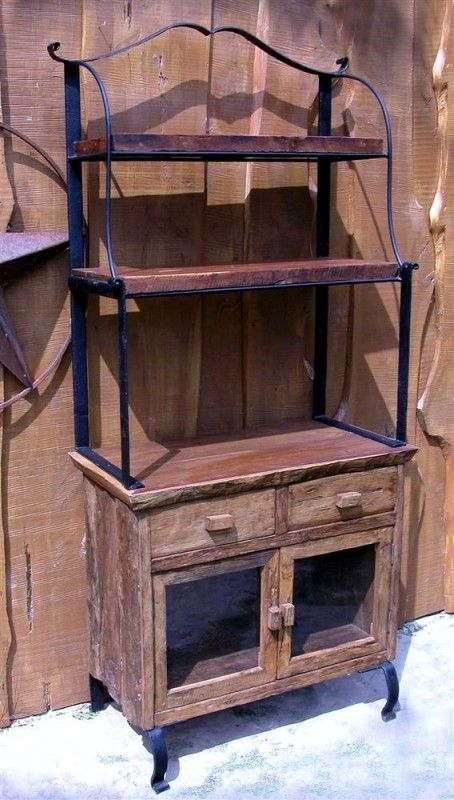 Bakers Rack Wine Foter Bakers Rack Industrial Bakers Racks Decor
