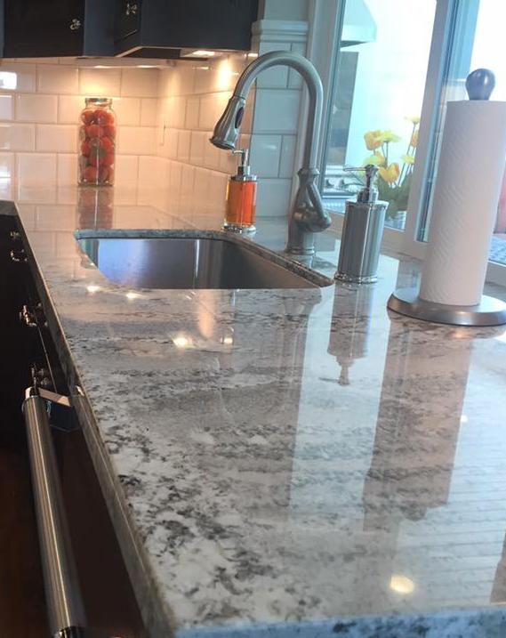 Bedrock Quartz Countertops Store Granite Quartz Backsplash Tile Sinks Faucets Design Center Countertops Espresso Kitchen Cabinets Bright Kitchens
