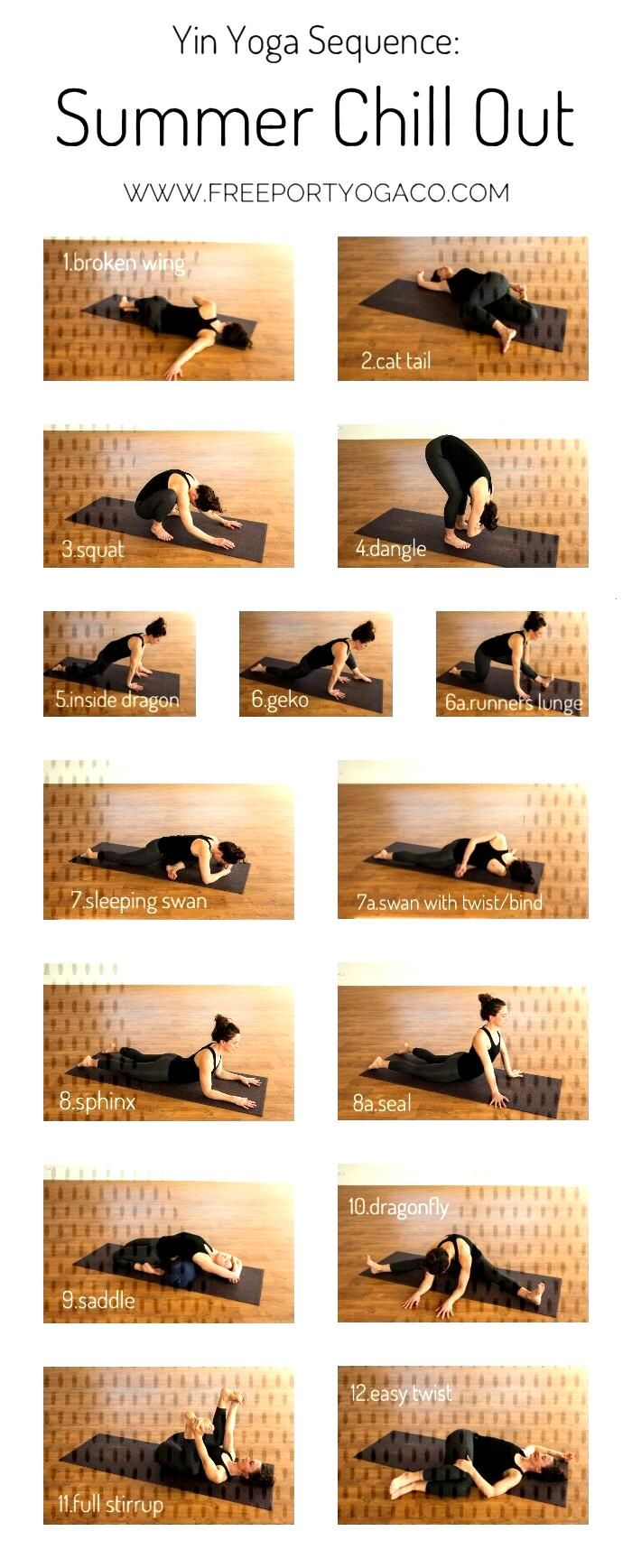 #inspiration #strengthen #exercise #sequence #stretch #fitness #mental #stress #relief #health #pose...