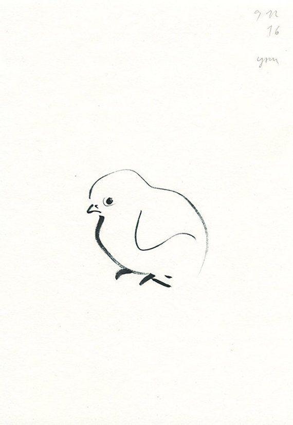 Baby Chick Tattoo : chick, tattoo, Tattoos