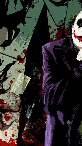 Joker card....   Joker card, Joker, Android wallpaper