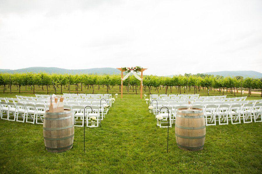 Keswick Vineyards Weddings