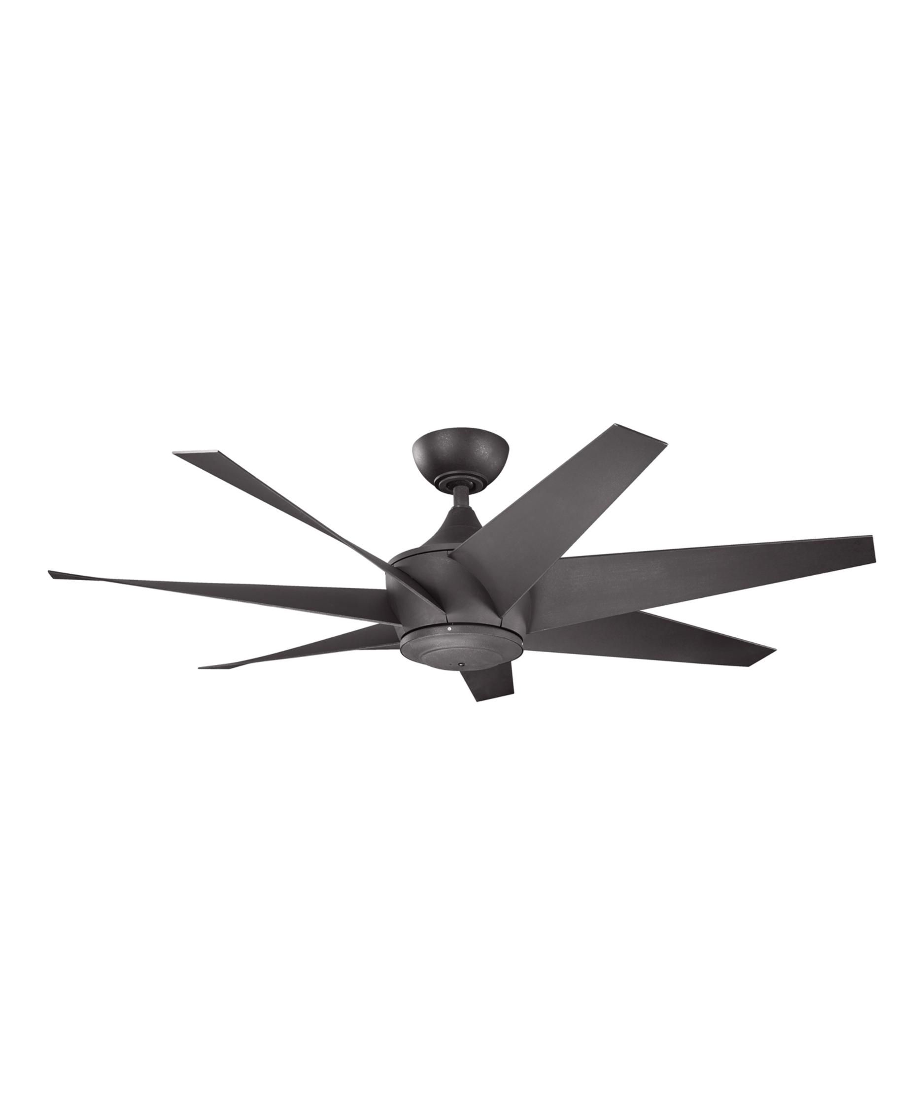 Kichler Lehr II 54 Inch 7 Blade Ceiling Fan