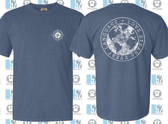 18348015 Mission Trip T-Shirt *COMFORT COLORS in 2019 | Products | Shirts ...