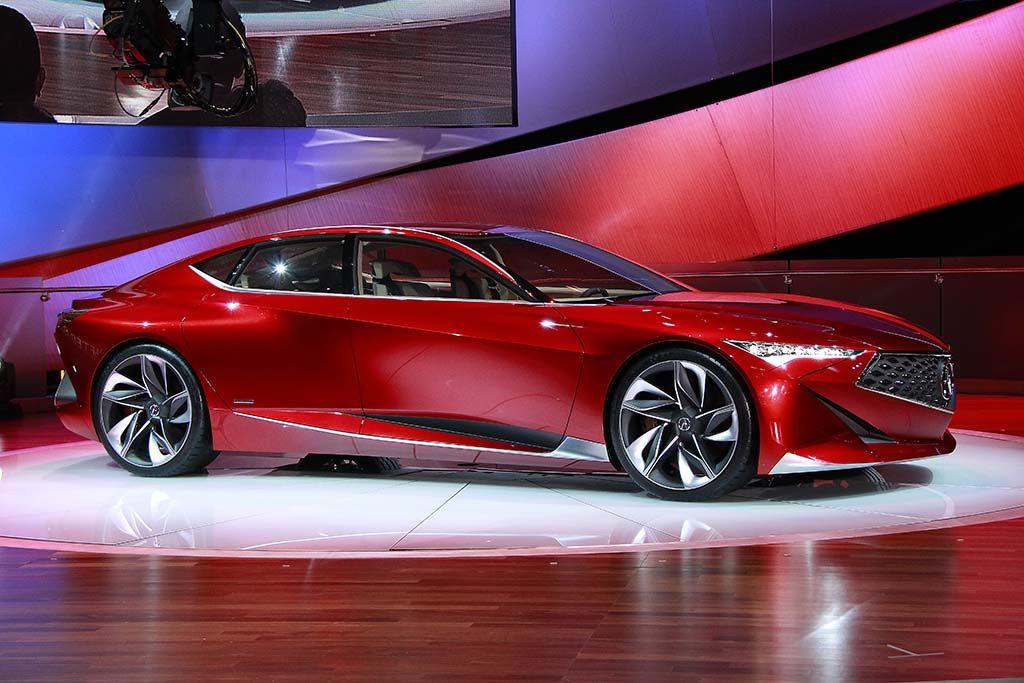 Acura Precision Concept 2 Acura Precision Acura Concept