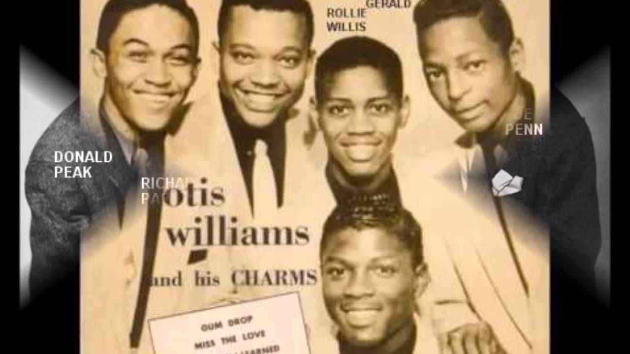Otis Williams And Group - Unchain My Heart - King 5880 - 1964