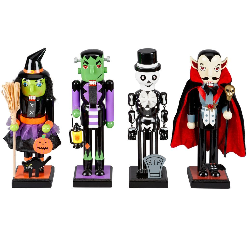 Get the Assorted Monster Nutcracker By Ashland® at Michaels