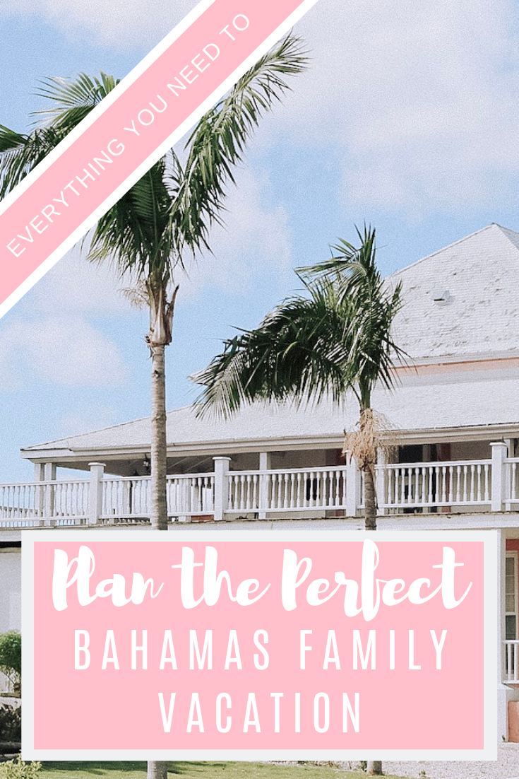 How to Spend a Perfect Five Days in Nassau, Bahamas with Kids | Best