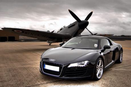 Audi R8 my dream car !!