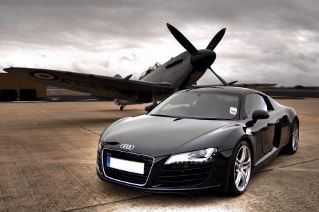 Audi R8 my dream car !!