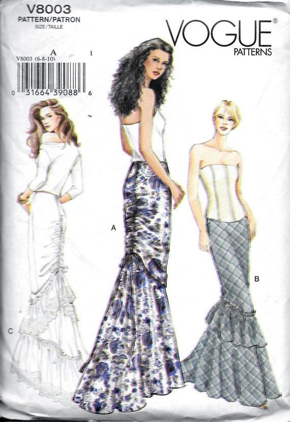 Fishtail Dress Sewing Pattern Images - origami instructions easy for ...