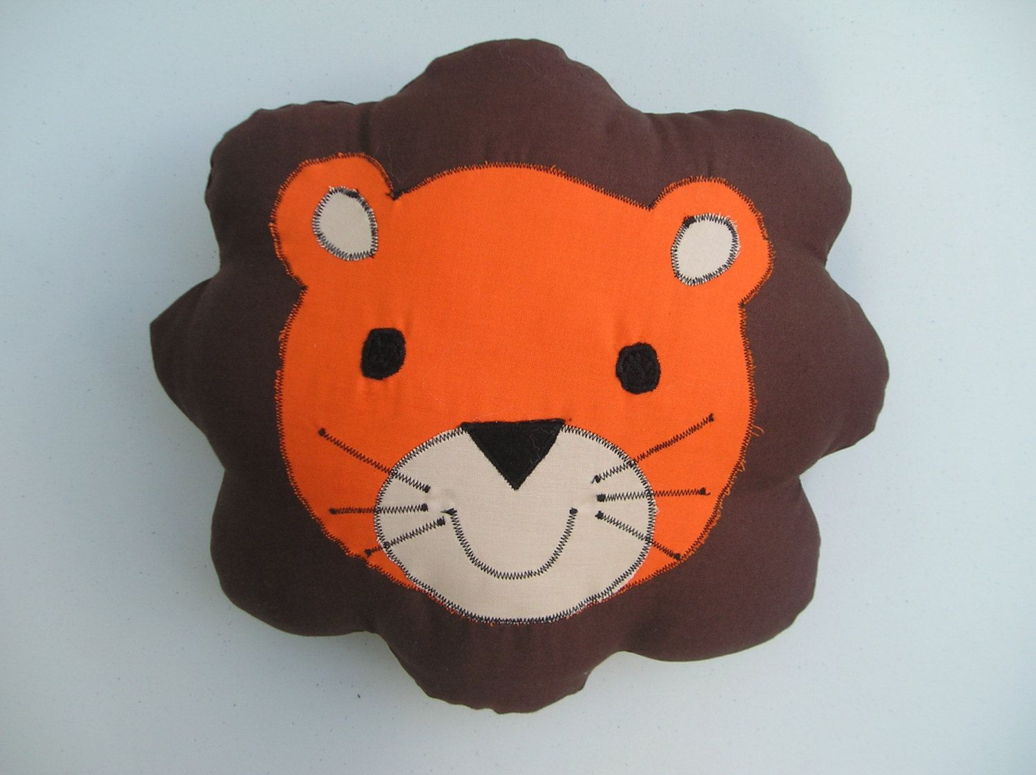 Taf toys car seat toy  Lion Pillow  via Etsy   Kids stuffs  kids rooms