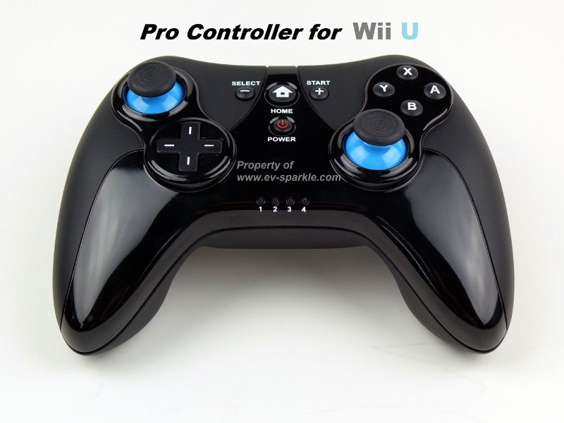 Wii U Controller | Pro Controller for Wii U | 3rd party ...
