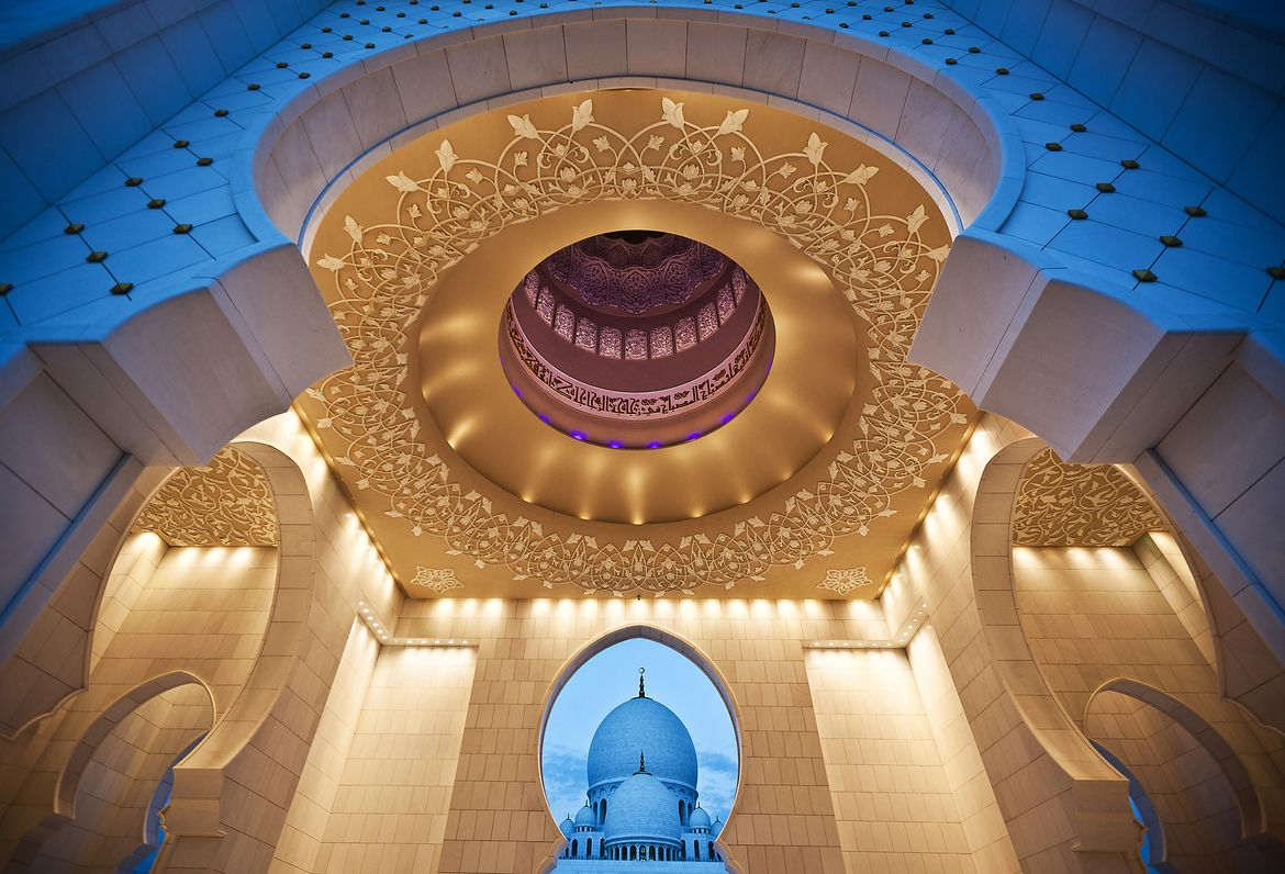 Dome to Dome | Islamic architecture, Sheikh zayed grand mosque, Grand mosque