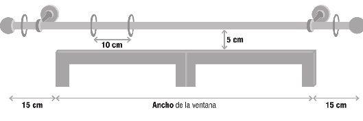 Como Elegir Barras De Cortina Leroy Merlin Decoracio Brico