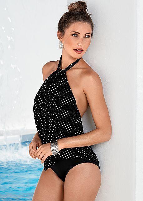 9ea54ce9ff946 High neck flounce one-piece | Swim | Venus clothing, Venus swimwear ...