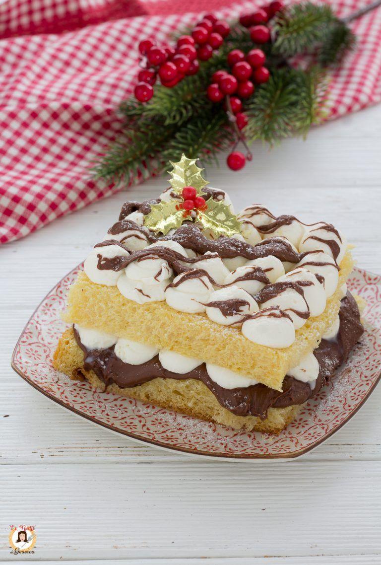 Ricetta Tiramisu Con Pandoro Giallo Zafferano.Tiramisu Con Pandoro E Nutella E Crema Senza Uova Dolce Di Natale Dolci Torte Cupcake Ricette Dolci