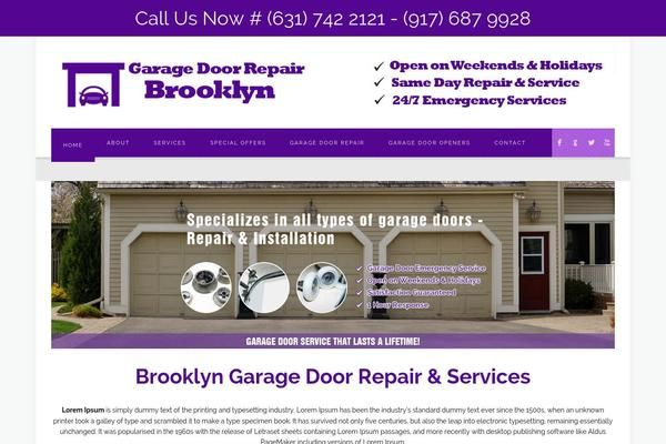 Genial This Company Offers Services Like Garage Door Company Brooklyn,garage Door  Repair Brooklyn,garage