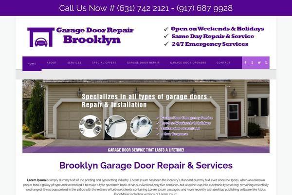 We Provide Garage Door Opener Brooklyn Have To Be Chosen With Caution What Kind Of Professionals Is Installing Or Garage Door Company Door Repair Garage Doors