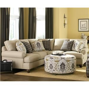 Surprising C9 Custom Collection Customizable Two Piece Sectional Sofa Pabps2019 Chair Design Images Pabps2019Com