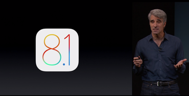 Apple's iOS 8.1 hits Monday with Apple Pay, iCloud photo library #photolibrary