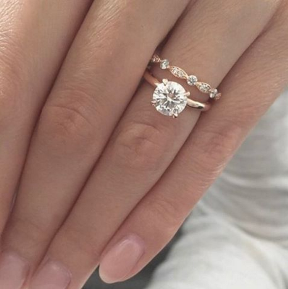 Bensimon Diamonds Provide The Best Engagement Rings In Melbourne Au Solitaire Engagement Ring Rose Gold Popular Engagement Rings Most Popular Engagement Rings