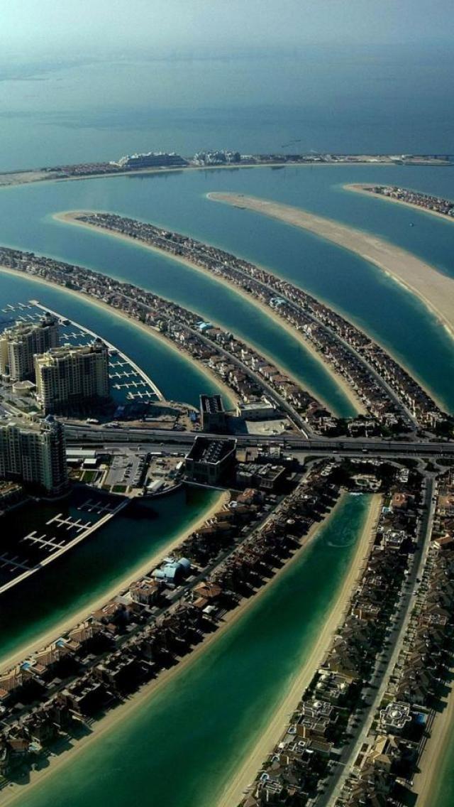 The Palm Islands Atlantis Dubai United Arab
