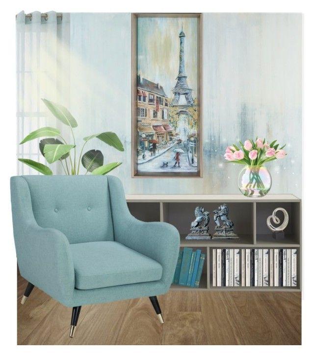 """SCULPTURES"" by eso-so ❤ liked on Polyvore featuring interior, interiors, interior design, home, home decor, interior decorating, John-Richard, Elico Ltd., Royal Velvet and Ballard Designs"