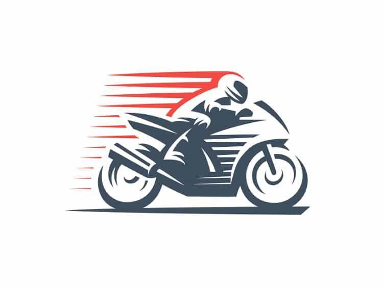 Stunning Logo Design Ideas For Sports 015 Jpg 750 563 Desenho Moto Logotipo Estampas