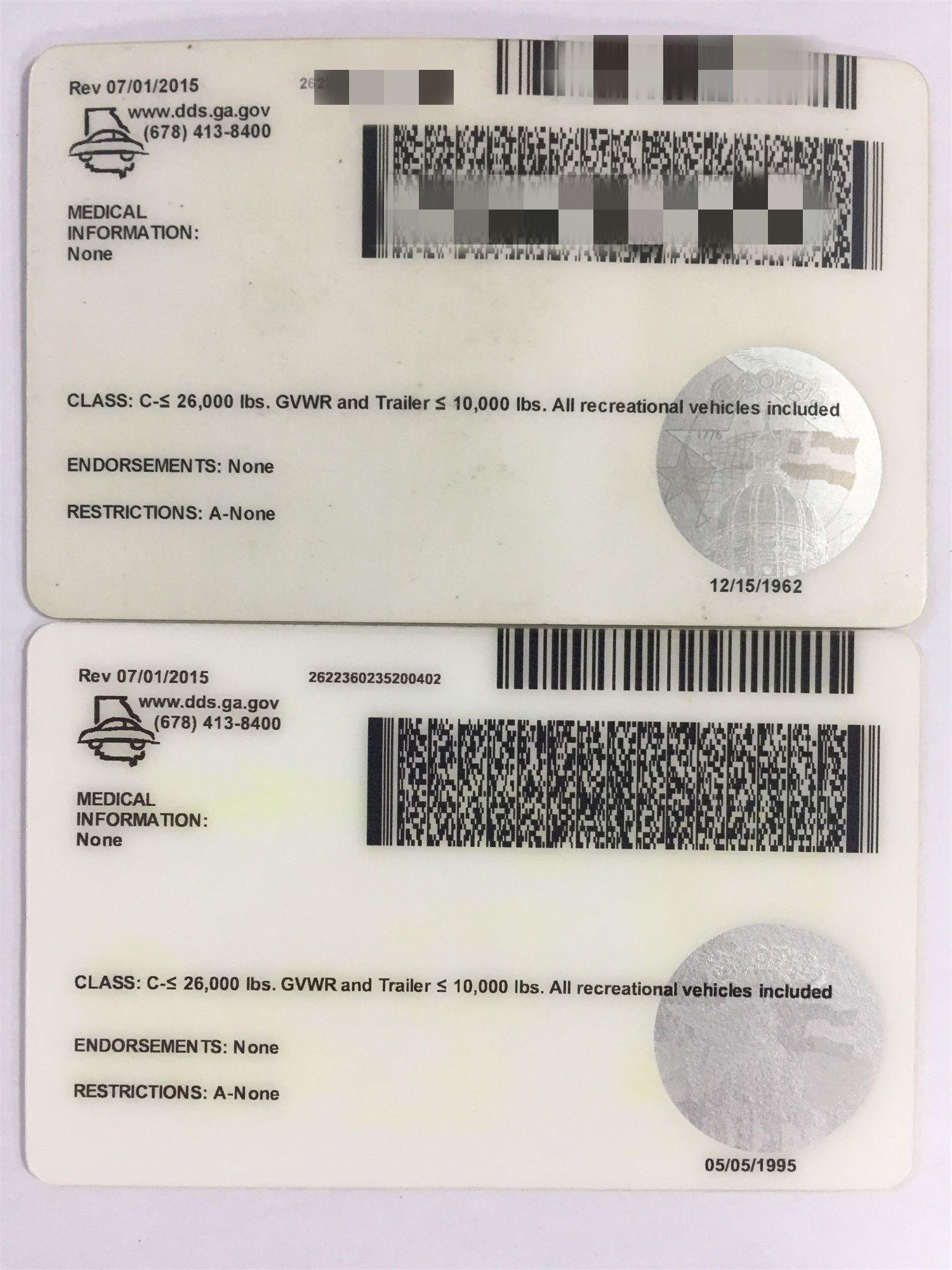 Georgia Fake ID review(GA Fake ID)   fake id