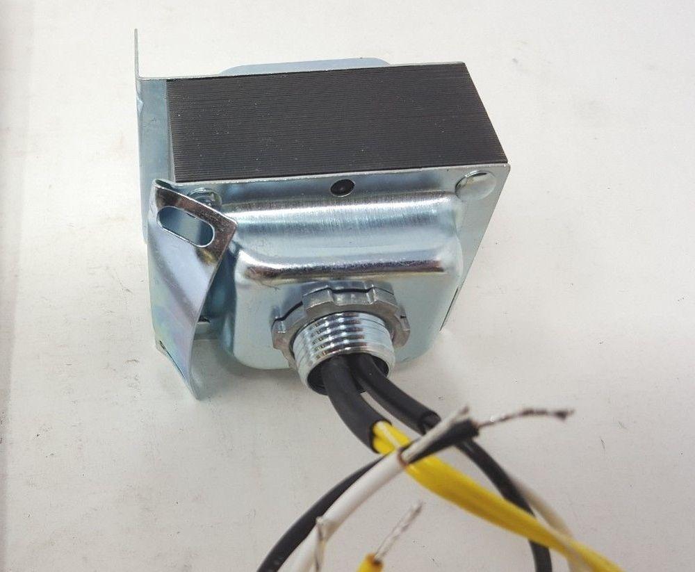 eBay #Sponsored Class 2 Transformer Input Voltage: 120VAC