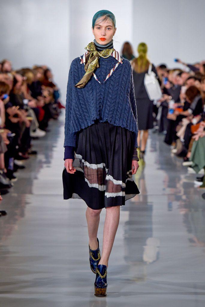 Maison margiela 2016 17 fw paris collection 30 fashion for Maison margiela paris