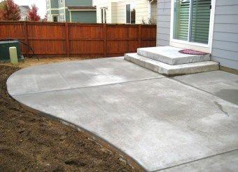 Concrete Patios Denver Custom Decorative Concrete Patio Contractor Poured Concrete Patio Concrete Backyard Concrete Patio