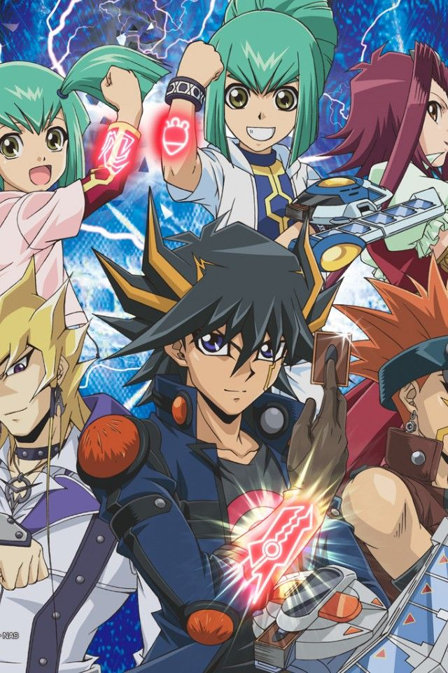 Yugioh 5ds Signers Yu-Gi-Oh! 5D's ♥   A...