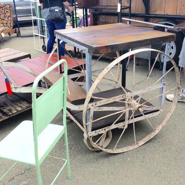Just a Darling Life: Alameda Flea Market