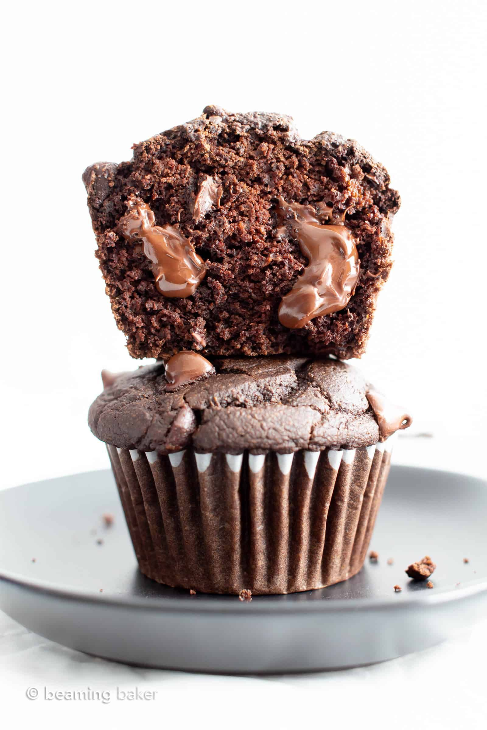 Best Vegan Gluten Free Moist Chocolate Muffins V Gf This
