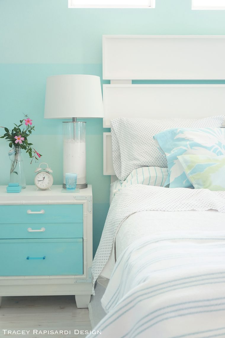 Tracey Rapisardi Design | Beach bedroom decor, Home bedroom ... on turquoise bedroom design, turquoise bedroom style, turquoise and orange party, turquoise bedroom themes, turquoise furniture ideas, bedroom wall painting ideas, turquoise bedroom accessories, turquoise bedroom accents, turquoise white and gray bedroom, purple themed bedroom ideas, turquoise horse bedroom, turquoise girls bedroom ideas, turquoise bedroom walls, turquoise bedroom wallpaper, turquoise and brown bedroom ideas, turquoise master bedroom, turquoise bedroom decor, turquoise bedroom furniture, grey bedroom color scheme ideas,